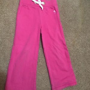 Lilly Pulitzer toddler sweatpants pink 2-3 xs